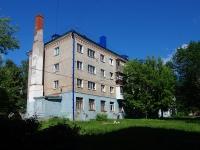 Чебоксары, улица Урукова, дом 5. многоквартирный дом