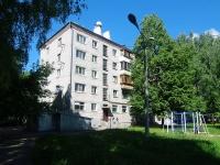 Чебоксары, улица Урукова, дом 7. многоквартирный дом