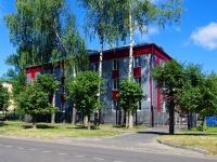 Чебоксары, улица Урукова, дом 6. офисное здание