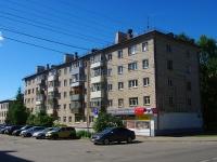Чебоксары, улица Урукова, дом 9. многоквартирный дом