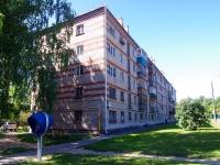 Чебоксары, улица Урукова, дом 11. многоквартирный дом
