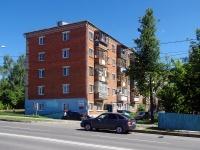 Чебоксары, улица Урукова, дом 15. многоквартирный дом