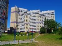 Чебоксары, улица Пирогова, дом 1 к.2. многоквартирный дом