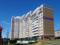 Чебоксары, улица Пирогова, дом 1 к.6. многоквартирный дом