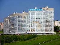 , st Pirogov, house 2 к.2. Apartment house