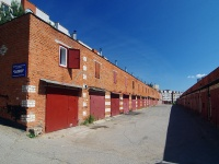 , st Pirogov, house 4А. garage (parking)