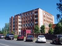 , st Pirogov, house 4В. prophylactic center