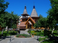 Чебоксары, улица Пирогова, дом 6Б. храм в честь иконы Божьей Матери Скоропослушница