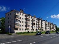 Чебоксары, улица Пирогова, дом 8. многоквартирный дом