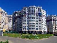 Чебоксары, улица Радужная, дом 3. многоквартирный дом