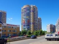 Чебоксары, улица Радужная, дом 10. многоквартирный дом
