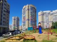 Чебоксары, улица Радужная, дом 11. многоквартирный дом