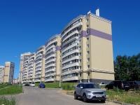 Чебоксары, улица Радужная, дом 13. многоквартирный дом