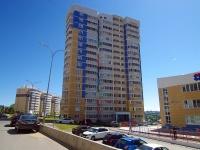 Чебоксары, улица Радужная, дом 14. многоквартирный дом