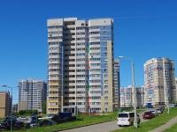 Чебоксары, улица Радужная, дом 16. многоквартирный дом