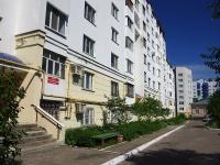 , st Shevchenko, house 1 к.1. Apartment house