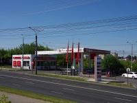 , st Shevchenko, house 8А. fuel filling station