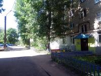 Чебоксары, улица Красина, дом 12. многоквартирный дом