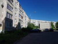 Чебоксары, улица Красина, дом 16. многоквартирный дом
