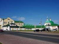 улица Константина Иванова, дом 1. монастырь Свято-Троицкий мужской монастырь