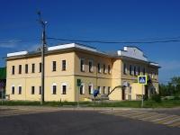 Чебоксары, улица Константина Иванова, дом 1Б. училище Чебоксарское художественное училище