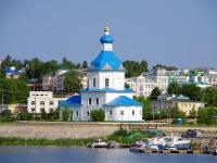 улица Константина Иванова, дом 1В. храм Успения Божией Матери