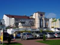 Чебоксары, улица Константина Иванова, дом 9. неиспользуемое здание