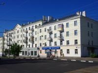 , Lenin avenue, 房屋 1. 公寓楼