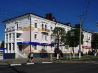, avenue Lenin, house 3. Apartment house