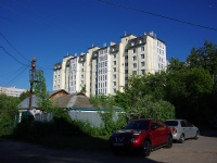 , avenue Lenin, house 7 к.1. Apartment house