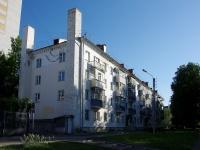 Чебоксары, Ленина проспект, дом 17. многоквартирный дом