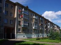 Чебоксары, Ленина проспект, дом 18. многоквартирный дом