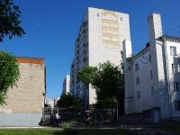 Чебоксары, Ленина проспект, дом 19 к.1. многоквартирный дом
