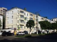 Чебоксары, Ленина проспект, дом 19. многоквартирный дом