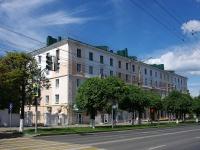 Чебоксары, Ленина проспект, дом 24. многоквартирный дом