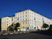 Чебоксары, Ленина проспект, дом 25. многоквартирный дом