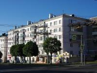 Чебоксары, Ленина проспект, дом 27. многоквартирный дом