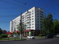Чебоксары, Московский проспект, дом 5. многоквартирный дом