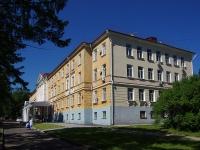 Чебоксары, Московский проспект, дом 9 с.3. больница Республиканская клиническая больница