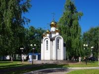 Московский проспект, дом 11Б. часовня в честь Федоровской иконы божией матери