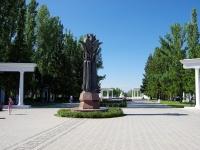 Московский проспект. памятник единению народов и культур