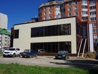 Чебоксары, Московский проспект, дом 8А. строящееся здание