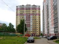 Чебоксары, улица Николая Рождественского, дом 6. многоквартирный дом