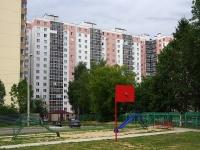 Чебоксары, улица Николая Рождественского, дом 8. многоквартирный дом