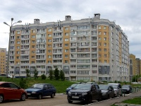 Чебоксары, улица Николая Рождественского, дом 9. многоквартирный дом