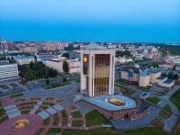 Чебоксары, органы управления Глава Чувашской Республики, Президентский бульвар, дом 10