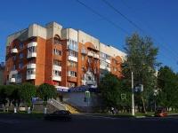 Чебоксары, Президентский бульвар, дом 11. многоквартирный дом