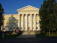 Чебоксары, Президентский бульвар, дом 15. театр Чувашский государственный театр кукол