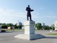 площадь Речников. памятник А.Н.Крылову