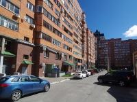 Чебоксары, улица Спиридона Михайлова, дом 1. многоквартирный дом